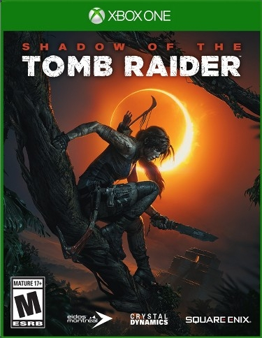 Shadow of the Tomb Raider Xbox One region free , CODE