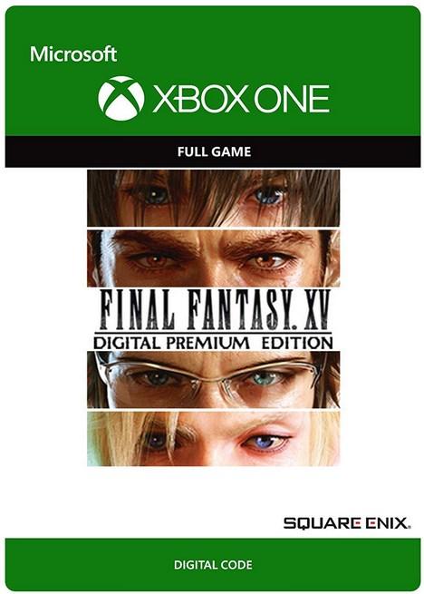 Buy Final Fantasy XV Premium Edition Xbox One region free