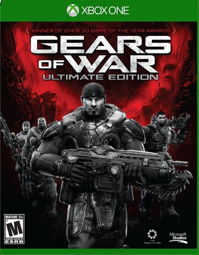 Gears of War Ultimate Edition Xbox One region free KEY 2019