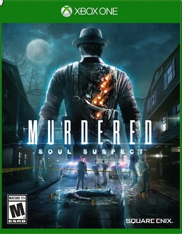 Murdered: Soul Suspect Xbox One Digital Code 2019