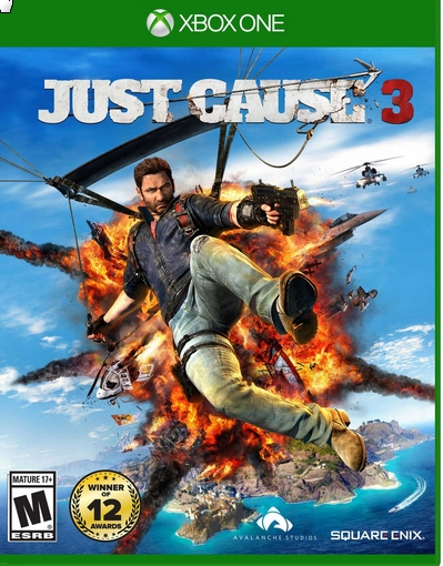 Just Cause 3 - Xbox One Digital Code 2019