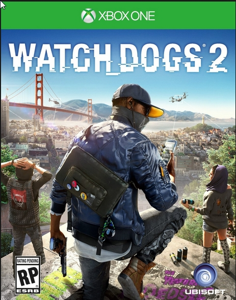 Watch Dogs 2 Xbox One CODE РУС