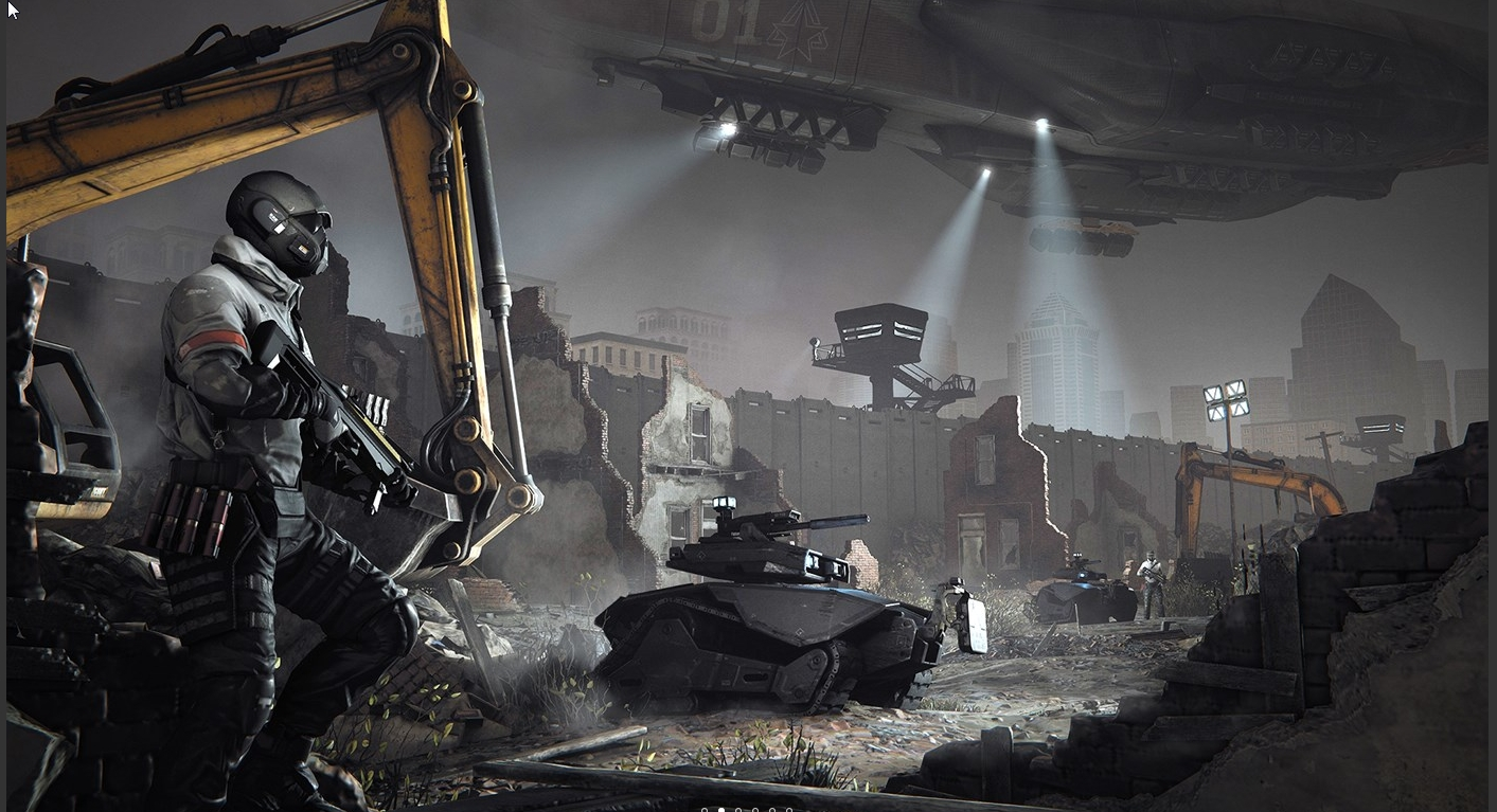 Homefront - The Revolution Xbox One region free Code
