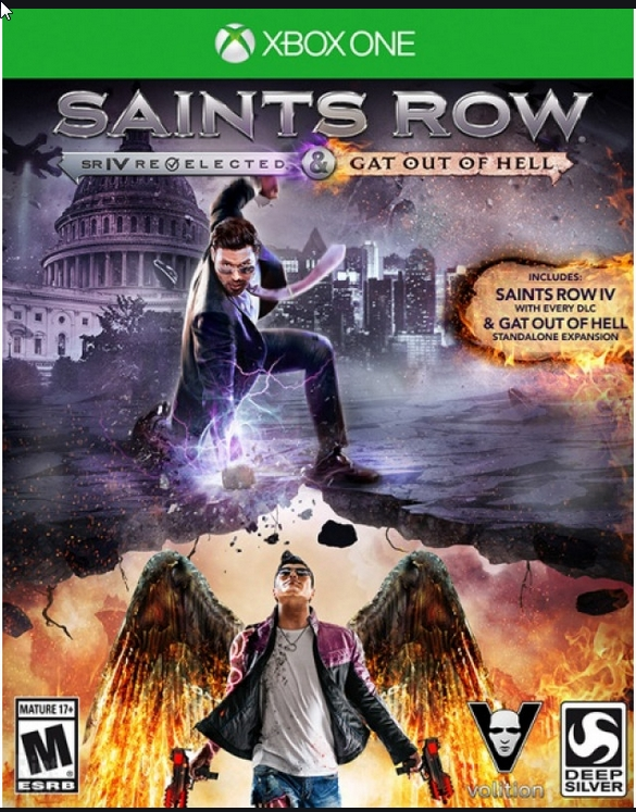 Saints Row IV: Re-Elected Xbox One / region free Code