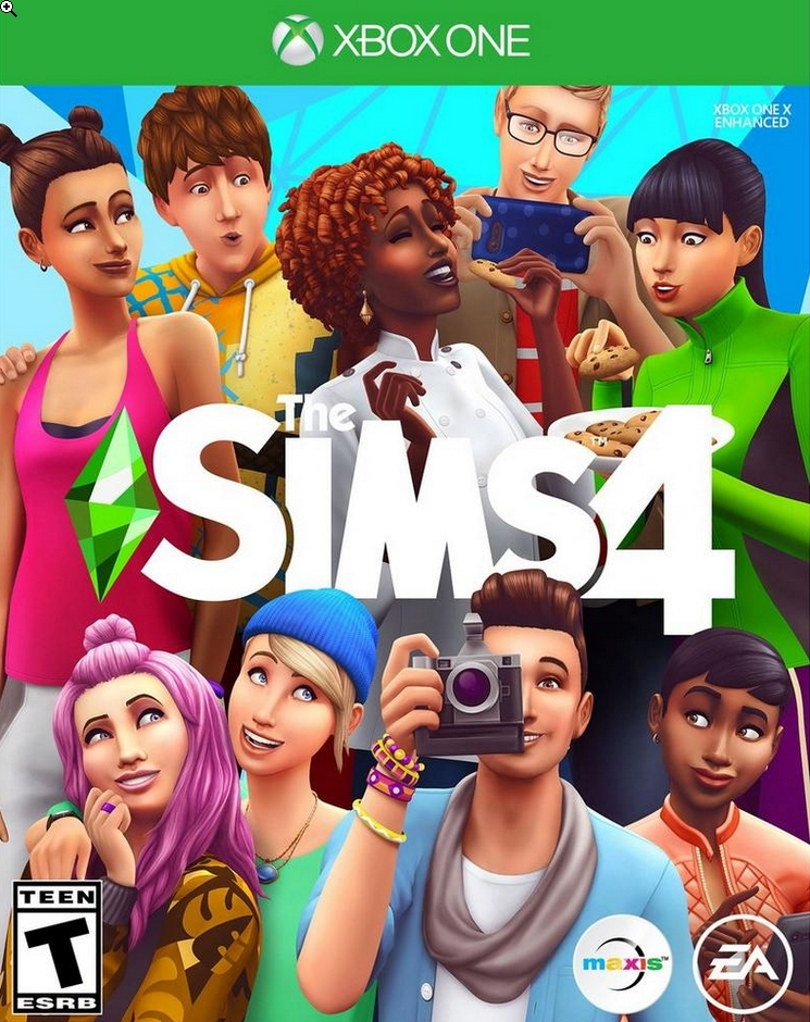 The Sims 4 - Xbox One CODE РУС