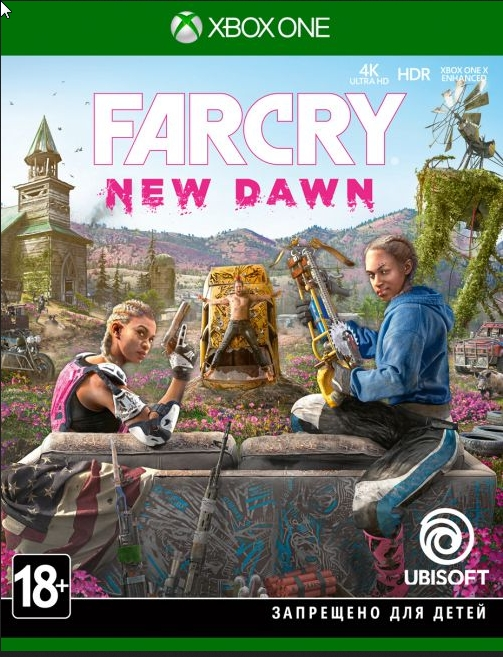Far Cry New DawnXbox One region free KEY