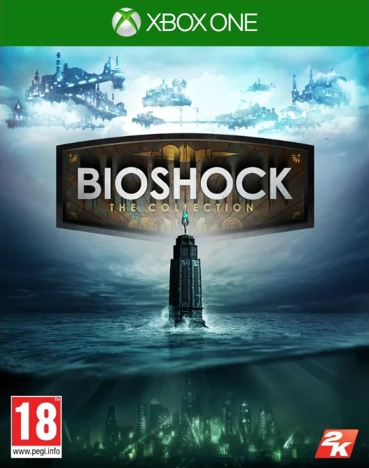BioShock The Collection Xbox One CODE
