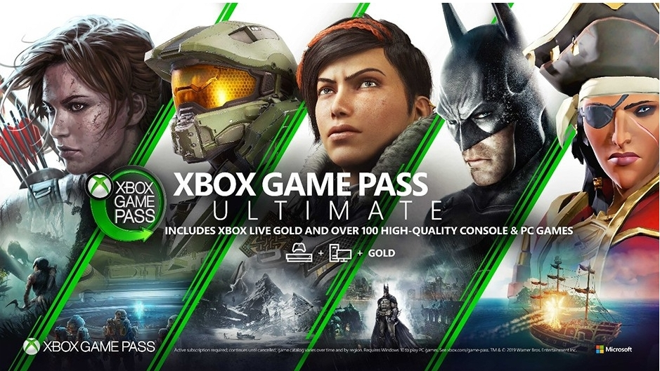 XBOX GAME PASS ULTIMATE - 3 m USA Code + RU conversion