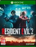 Resident Evil 2 Remake Xbox One CODE Россия
