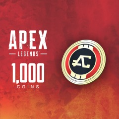 Apex Legends - 1.000 coins Apex (on YOUR account) 2019