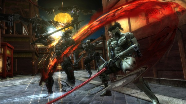 METAL GEAR RISING: REVENGEANCE (Steam Gift RU/CIS)