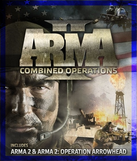 Arma 2: Combined Operations + Day Z (Steam Gif, RU/CIS)