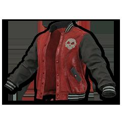 Edberg's Varsity Jacket Skin PUBG. LIMITED. Region Free 2019