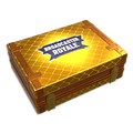 Thz_Tv Set Crate Region Free. LIMITED BOX - ACTION 2019