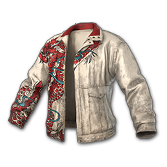 PAI Dragon Jacket PUBG - Region Free. LIMITED 2019