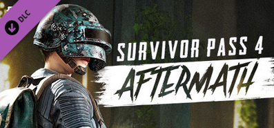 PUBG Survivor Pass 4: Aftermath. Region Free + Gift