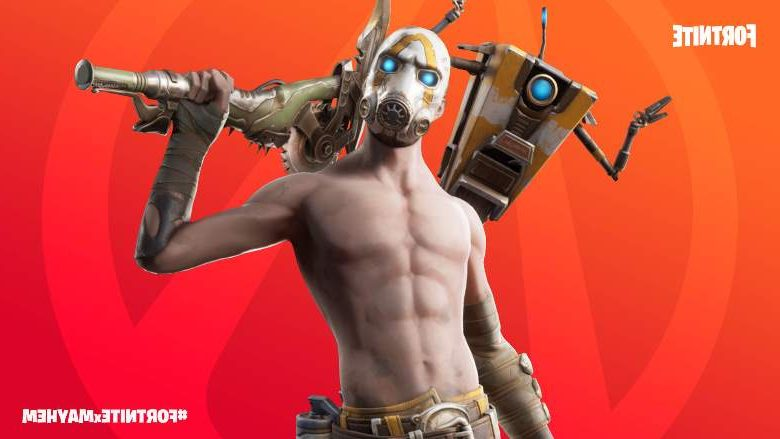 [FORTNITE] - PSYCHO BUNDLE REGION FREE. ACTION