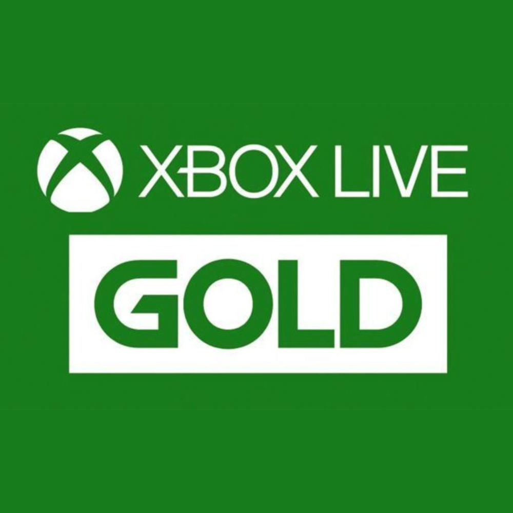 Xbox Live Gold for 14 days + 1 month - GIFT