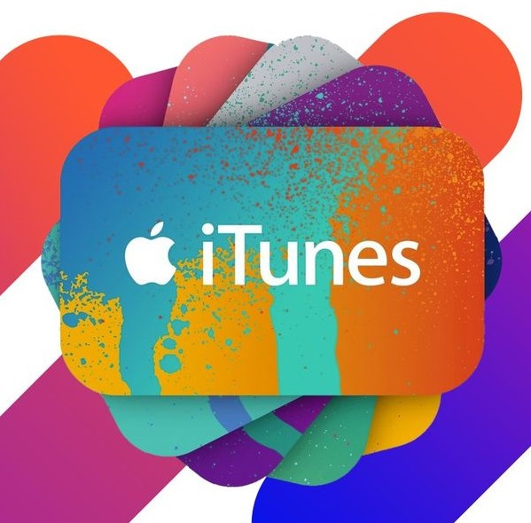iTunes Gift Card 100 $ (USA) + GIFT