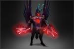 Аркана на Terrorblade - Fractal Horns of Inner Abysm