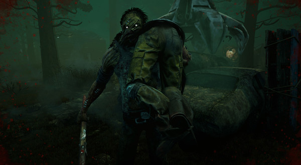 Dead by Daylight (Steam Gift / RU+CIS)