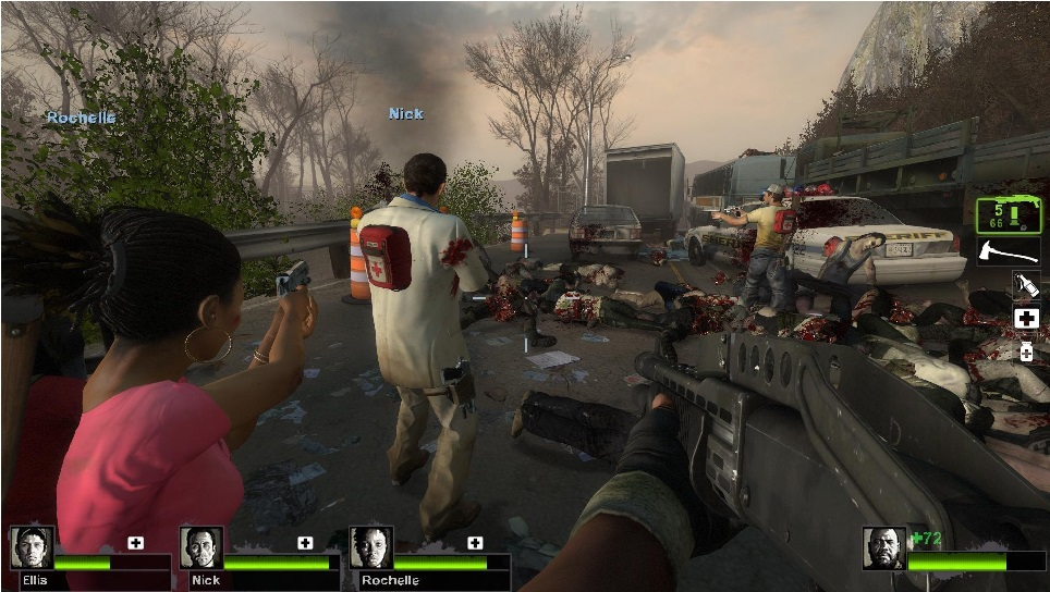 Left 4 Dead 2 (Steam Аккаунт)