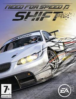 Need For Speed: SHIFT (Region Free) - ORIGIN