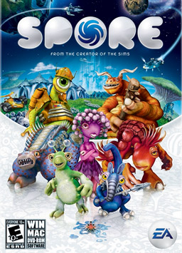 Spore - CD-KEY (Region Free) - ORIGIN