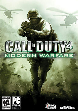 Call of Duty 4: Modern Warfare CD-KEY (Region Free)