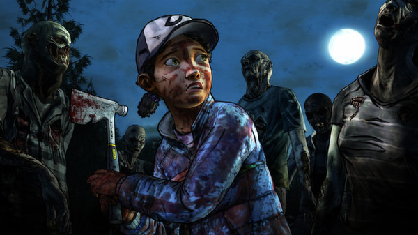 The Walking Dead: Season 2 (Steam Gift, ROW) + БОНУСЫ