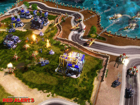 Command & Conquer: Red Alert 3 Steam Gift (Region Free)