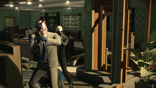 PAYDAY 2 (Steam Gift ROW, RegFree)