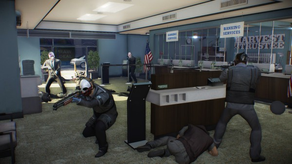 PAYDAY 2 Career Criminal Edition (Steam Gift Worldwide)