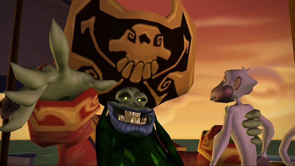Tales of Monkey Island Complete Pack (Steam Gift, ROW)