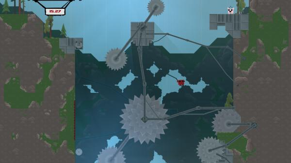Super Meat Boy (Steam) - Of the activation key from Buka