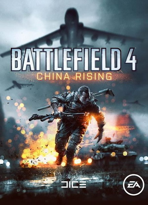 BATTLEFIELD 4 + China Rising DLC - Ключ Origin RU/EU