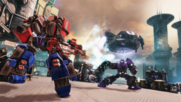 Transformers: Fall of Cybertron (Steam) -key activation