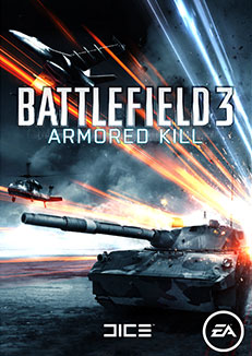 Battlefield 3: Armored Kill (Region Free) - Ключ Origin