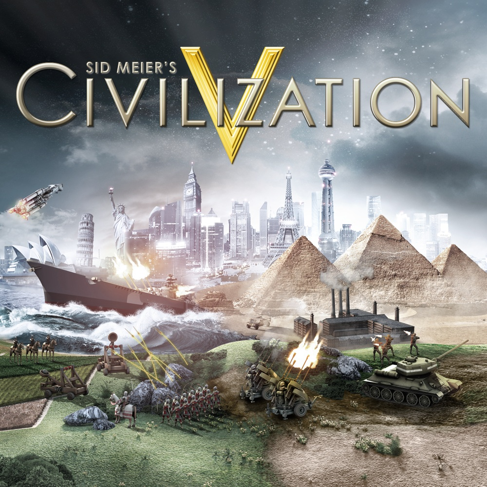 Civilization V (Steam Gift/RU CIS) + Подарок