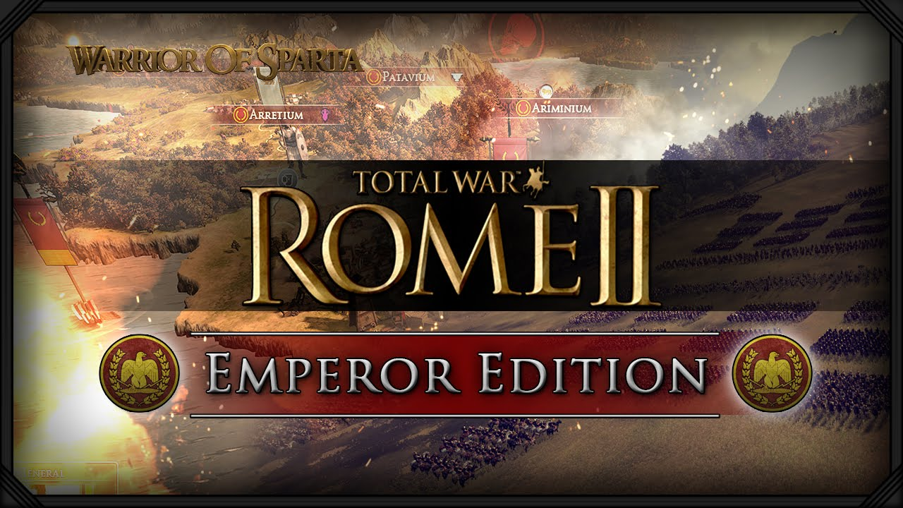 Total War: ROME II 2 Emperor Edition (RU+CIS) + Подарок