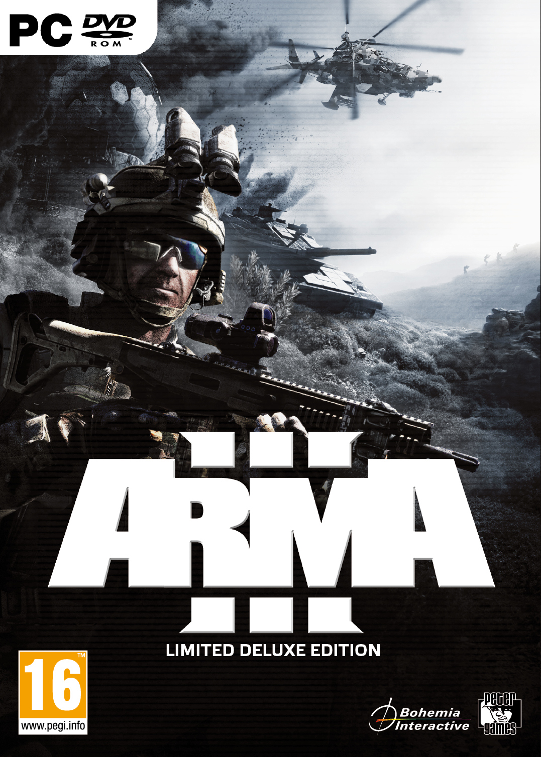 Arma 3 - Digital Deluxe Edition (Steam Gift/RU CIS)