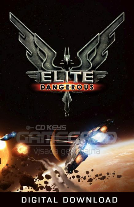 Elite: Dangerous (Steam Gift, Region Free)