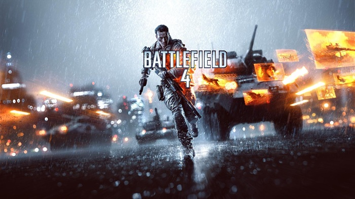 Battlefield 4 (RU) Region Free Origin