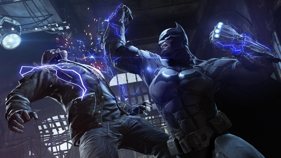 Batman Arkham Origins (Steam Gift /Region Free)