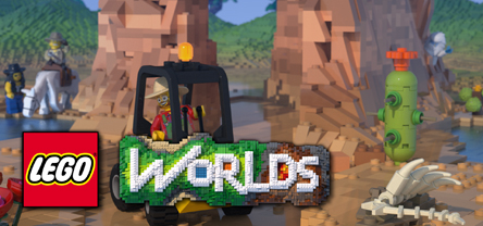 LEGO Worlds - Steam Gift (RU+CIS)