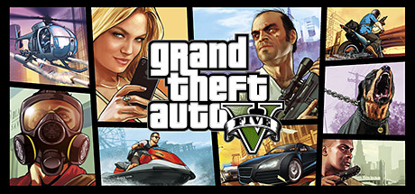 Grand Theft Auto V 5 (ROW) - STEAM Gift - Region Free