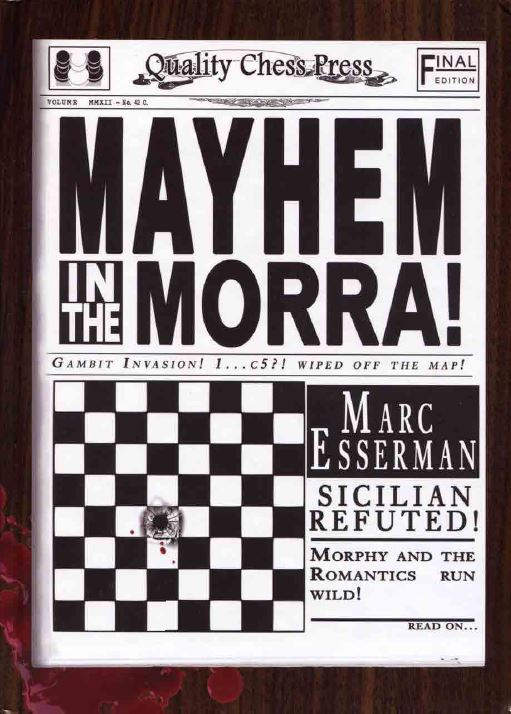 Esserman Mark - Mayhem in the Morra 2012 (edi.2018,Rus)