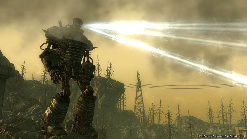 Fallout 3: Game of the Year Edition (Steam Gift RU+CIS)