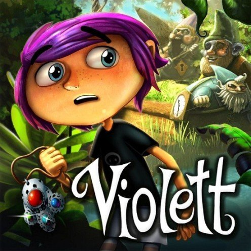 Violett (Steam Gift Region Free) + BONUS