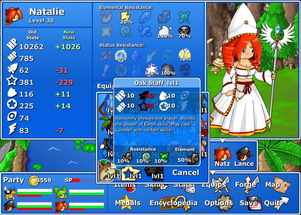 Epic battle fantasy 4 скачать